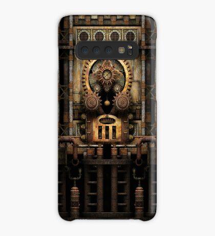 Infernal Steampunk Vintage Machine #3 Case/Skin for Samsung Galaxy