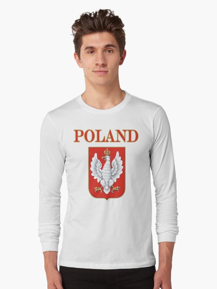 Poland Crest with Eagle by PolishArt