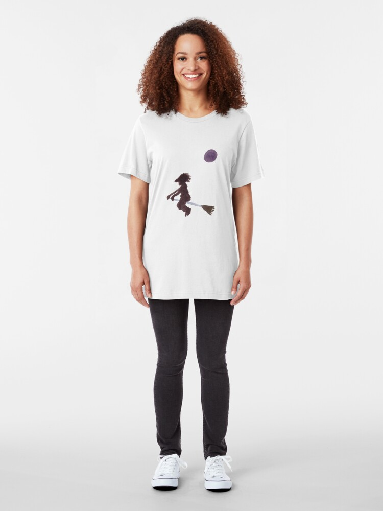 Alternate view of Witch Slim Fit T-Shirt