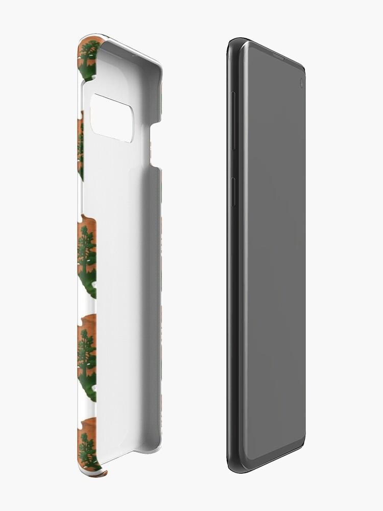 Alternative Ansicht von Nationalpark Service Hülle & Klebefolie für Samsung Galaxy
