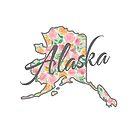 Alaska State | Blumendesign von PraiseQuotes