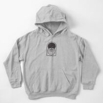 Space and Time Kids Pullover Hoodie