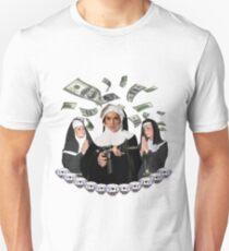Lindsay Lohan; Paris Hilton; Nicole Richie 'Bless You Bitch' Unisex T-Shirt