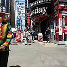 Obdachlose in New York von BritishYank