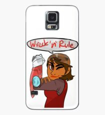 Verity - Wreck 'n' Rule Case/Skin for Samsung Galaxy