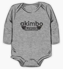 akimbo Rangers One Piece - Long Sleeve