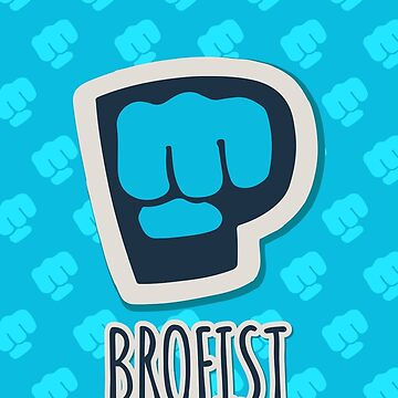 PewDiePie - Brofist! by MBroadbridgee