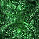 Alien Carvings by Jaclyn Hughes