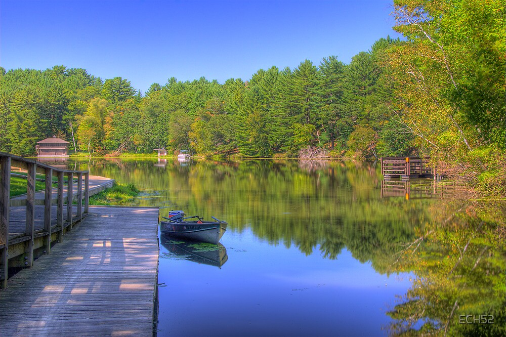 Mirror Lake by ECH52