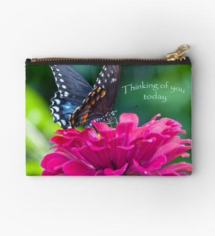 Thinking of you Today Card Studio Pouch