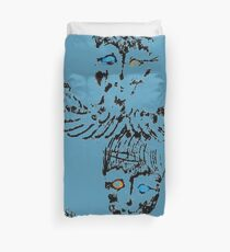 Abstract Angels Duvet Cover