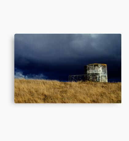 Incoming Storm II Canvas Print