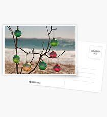 Christmas Twig Postcards