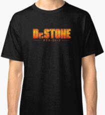 Dr. STONE - Anime / Manga Logo Classic T-Shirt
