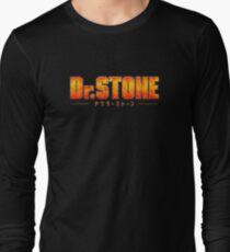 Dr. STONE - Anime / Manga Logo Long Sleeve T-Shirt