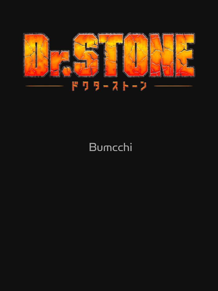 Dr. STONE - Anime / Manga Logo by Bumcchi