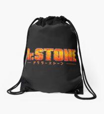 Dr. STONE - Anime / Manga Logo Drawstring Bag