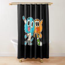The Amazing World Shower Curtain
