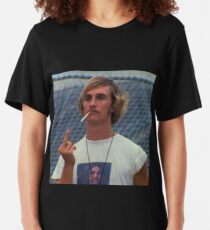 Wooderson Dazed and Confused Slim Fit T-Shirt