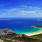 Wilsons Prom - Mt Oberon Panorama by Step9