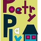 Jules Poetry Playhouse logo  by Jules Nyquist
