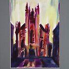 Bath Abbey by RitaLazaro