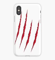 Scratch iPhone Case/Skin
