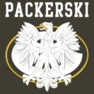Packerski Wisconsin Polish Fan by PolishArt