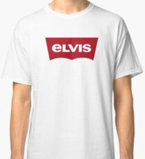 Red Label Elvis Classic T-Shirt