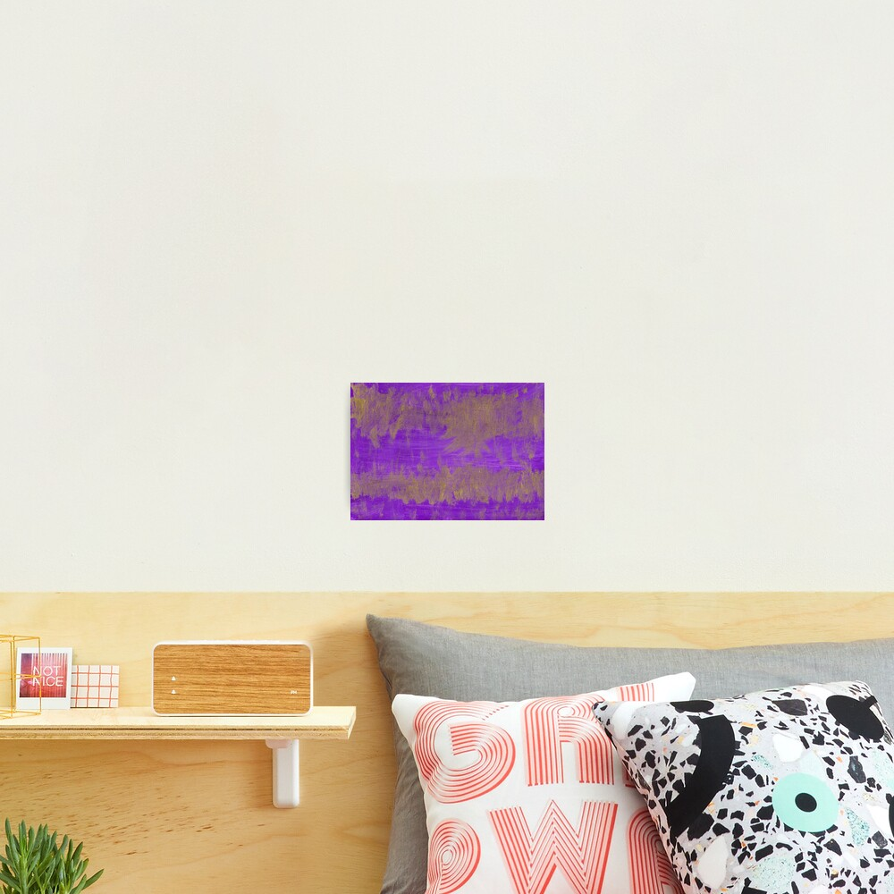 The Abstract Abstract Photographic Print