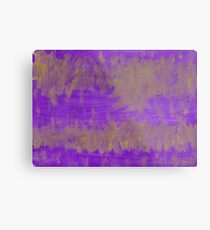 The Abstract Abstract Metal Print