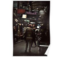 Melbourne's Laneways & Alleys 15 Poster