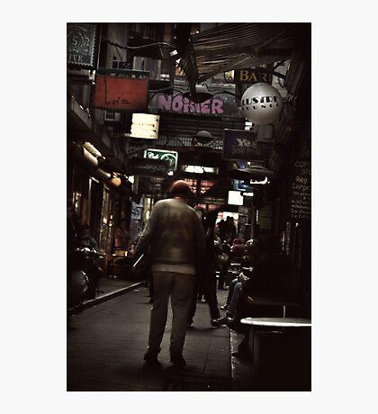 Melbourne's Laneways & Alleys 15 Photographic Print