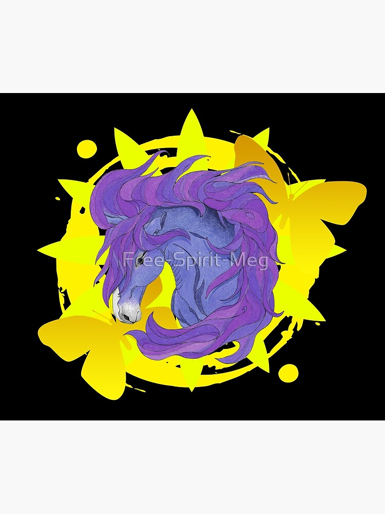 Wild Horse Purple by Free-Spirit-Meg