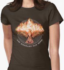 Flaming Galah - Alf Stewart Fanclub Womens Fitted T-Shirt