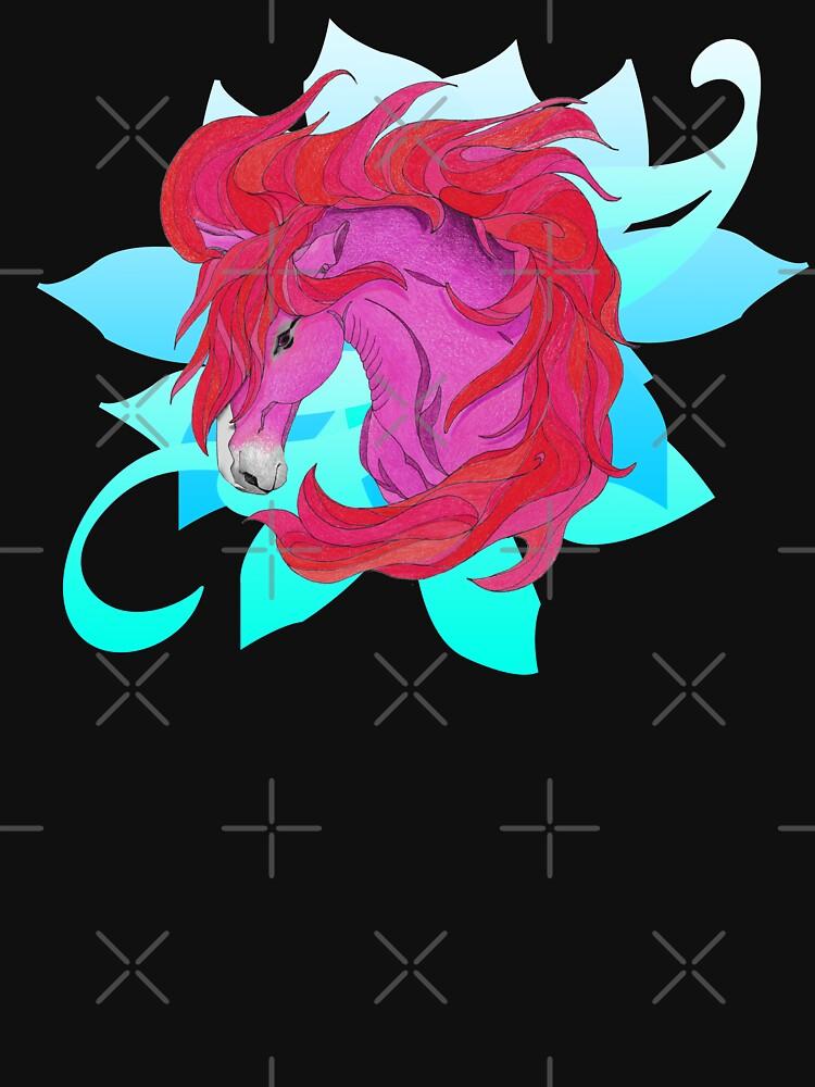 Wild Horse Pink by Free-Spirit-Meg