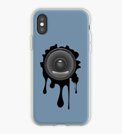 Grunge Audio Lautsprecher iPhone-Hülle & Cover