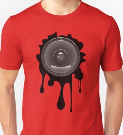 Grunge Audio Lautsprecher T-Shirt