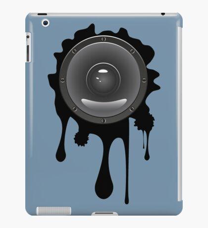 Grunge Audio Lautsprecher iPad-Hülle & Klebefolie