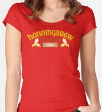 Honningbrew Meadery Women's Fitted Scoop T-Shirt