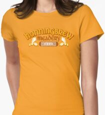 Honningbrew Meadery Women's Fitted T-Shirt