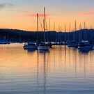 Colour Reflections #2- Newport, Sydney - The HDR Experience by Philip Johnson