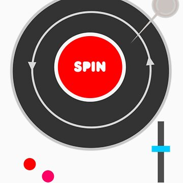 Spin 1.0 by empiregalactic