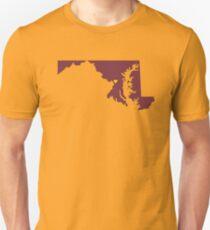 Home Sweet Maryland  D.C (Football) Unisex T-Shirt 1ac25db4e