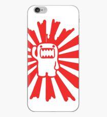 aufgehende Sonne Domo iPhone-Hülle & Cover