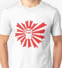 rising sun domo Unisex T-Shirt