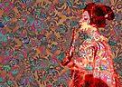 Geisha III by Gal Lo Leggio