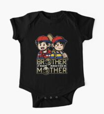 Another MOTHER - Ness & Ninten (alt) One Piece - Short Sleeve