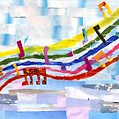 Music on the Wind by Jennifer Frederick