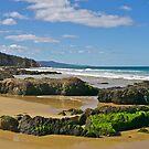 Mallacoota, Quarry Beach, Gippsland, Victoria by johnrf